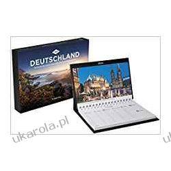 Kalendarz Niemcy Germany Desk Calendar 2020 Pozostałe