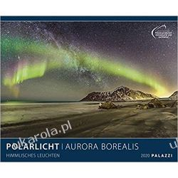 Kalendarz Aurora Borealis 2020 Calendar Ogród - opracowania ogólne