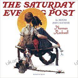 Kalendarz The Saturday Evening Post - Norman Rockwell 2020 Square Wall Calendar Pozostałe