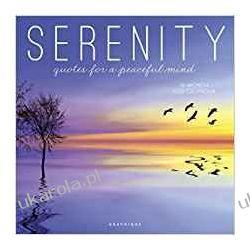 Kalendarz Serenity 2020 Square Wall Calendar