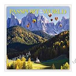 Kalendarz Passport to the World 2020 Square Wall Calendar Szycie, krawiectwo