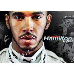 Kalendarz Lewis Hamilton 2020 Calendar Zagraniczne