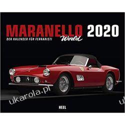 Kalendarz Best of Maranello 2020 Calendar Historyczne