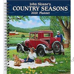 Kalendarz John Sloane's Country Seasons 2020 Planner Pozostałe