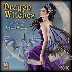 Kalendarz Dragon Witches 2020 Calendar: The Art of Nene Thomas