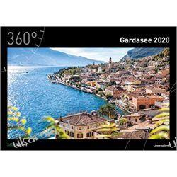 Kalendarz Włochy 360° Italy - Lake Garda Calendar 2020