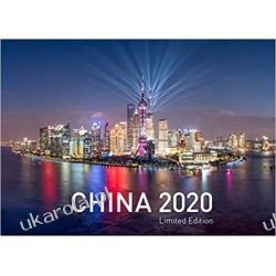 Kalendarz Chiny China 2020 Calendar Kalendarze ścienne