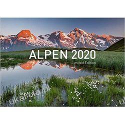 Kalendarz Alpy Alps 2020 Calendar Pozostałe
