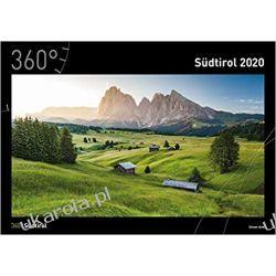 Kalendarz 360° South Tirol Calendar 2020 Calendar