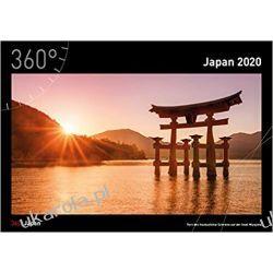 Kalendarz 360° Japan 2020 Calendar