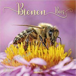 Kalendarz Pszczoły Bees 2020 Calendar