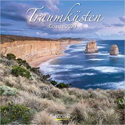 Kalendarz Wybrzeża Coasts 2020 Calendar Lotnictwo