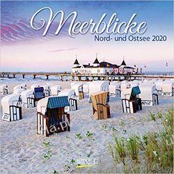 Kalendarz Sea Views - North and Baltic Seas 2020 Calendar