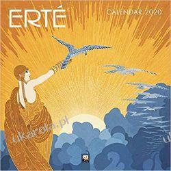 Kalendarz Erté Wall Calendar 2020 Kalendarze ścienne