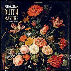Kalendarz Ashmolean Museum - Dutch Masters Wall Calendar 2020
