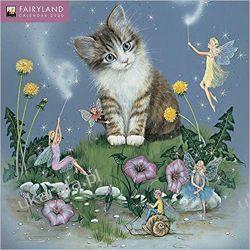 Kalendarz Fairyland Wall Calendar 2020 Kalendarze ścienne