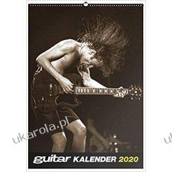 Kalendarz Gitary Guitar Calendar 2020 Kalendarze ścienne