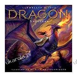 Kalendarz Smoki Llewellyn's 2020 Dragon Calendar