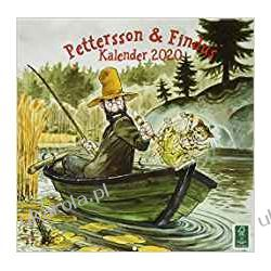 Kalendarz Pettersson & Findus 2020 Media Illustration Pettson i Findus Calendar