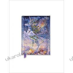 Kalendarz Josephine Wall - Soul of a Unicorn Pocket Diary 2020