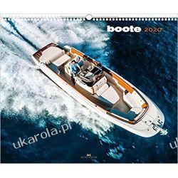 Kalendarz Łodzie Boats 2020 Calendar Aktorzy i artyści