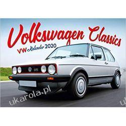 Kalendarz Volkswagen VW Classics 2020 Calendar Ogród - opracowania ogólne