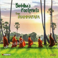 Kalendarz Buddha's Footprints 2020 Mindful Edition Calendar