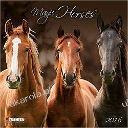 Kalendarz Konie Magic Horses 2020 What a Wonderful World Calendar Kalendarze ścienne