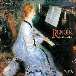 Kalendarz Auguste Renoir - La Vie en Rose 2020 Calendar Ogród - opracowania ogólne
