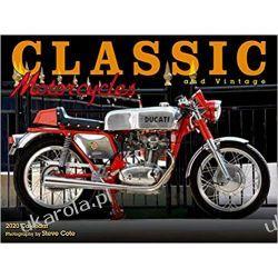 Kalendarz Motocykle Classic and Vintage Motorcycles 2020 Calendar