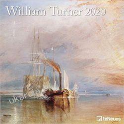 Kalendarz Art Calendar - William Turner 2020 Square Wall Calendar Gadżety i akcesoria