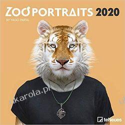 Kalendarz Zoo Portraits 2020 Square Wall Calendar Pozostałe