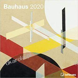 Kalendarz Art Calendar - Bauhaus 2020 Square Wall Calendar Kalendarze ścienne