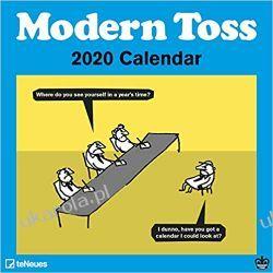 Kalendarz Modern Toss 2020 Square Wall Calendar Gadżety i akcesoria