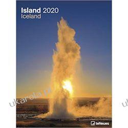 Kalendarz Islandia Iceland 2020 Poster Calendar Gadżety i akcesoria