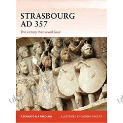 Strasbourg AD 357: The victory that saved Gaul (Campaign) Po angielsku