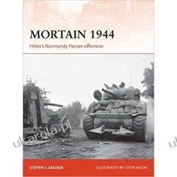Mortain 1944: Hitler's Normandy Panzer offensive (Campaign) Po angielsku