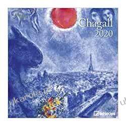 Kalendarz Art Calendar - Chagall 2020 Square Wall Calendar  Kalendarze ścienne