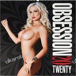 Kalendarz Kobiety Obsession 2020 Calendar Książki i Komiksy