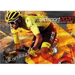 Kalendarz Kolarstwo Cycling 2020 Calendar Książki i Komiksy