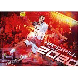 Kalendarz Piłka Ręczna Handball 2020 Calendar
