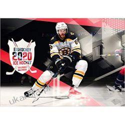 Kalendarz Hokej Hockey Stars: NHL Eishockey 2020 Calendar