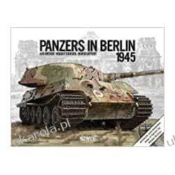 Panzers in Berlin 1945 (In Focus) Broń pancerna