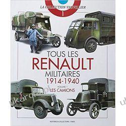 Tous les Renault militaires (1914-1940) : Volume 1, Les camions Napoje, drinki