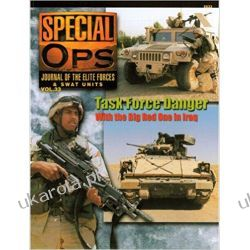 Special Ops: Journal of the Elite Forces and Swat Units  Kalendarze ścienne