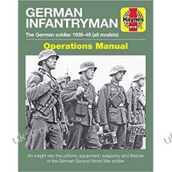 German Infantryman Manual (Haynes Manuals) Kalendarze ścienne