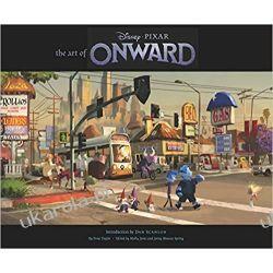The Art of Onward: (Pixar Fan Animation Book, Pixar's Onward Concept Art Book) Książki i Komiksy