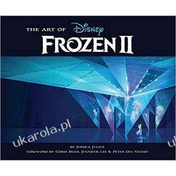 The Art of Frozen 2 Biografie, wspomnienia