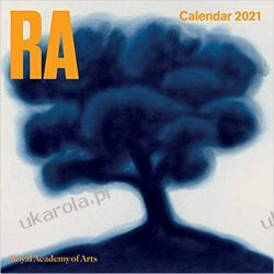 Kalendarz Royal Academy of Arts Wall Calendar 2021 Kalendarze ścienne