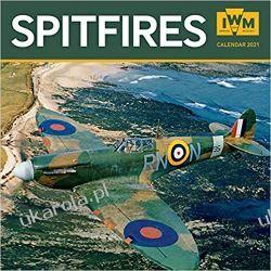 Kalendarz Imperial War Museum - Spitfires Wall Calendar 2021 Kalendarze ścienne